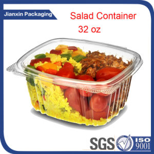 Disposable Food Box Container with Lid pictures & photos