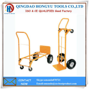Folding Platform Ht1842 Hand Truck/Hand Trolley pictures & photos