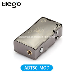 Newest E-Cigarette Arctic Dolphin Adt50 Box Mod pictures & photos