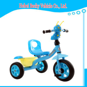 China Kids Baby Tricycle Three Wheeler Pram Toys Ride on Car Ce pictures & photos