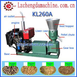 Wheat Stalk Pellet Machine pictures & photos
