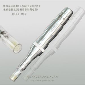 Micro Derma Pen Microneedle Therapy Machine Zx-1158 pictures & photos