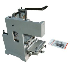 Manual Pad Printing Machine (Open Ink Tray) pictures & photos