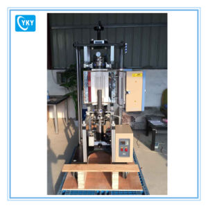 Vacuum Hot Press Sintering Furnace with Quartz Tube and Water-Cooled Flange pictures & photos