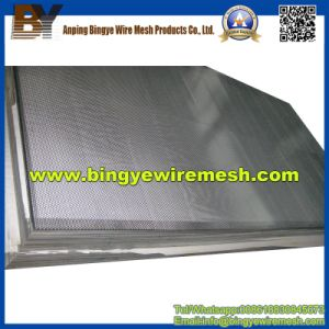 Galvanized Perforated Metal Mesh for Air-Bag Cylinders pictures & photos