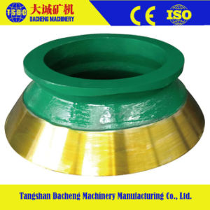 Manganese Steel Crusher Parts Broken Wall Liner pictures & photos
