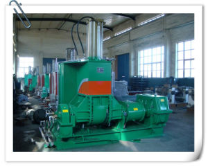 High Efficient Silicone Rubber Kneader Mixer Banbury Mixer with PLC Controller pictures & photos
