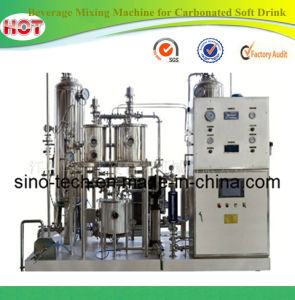 Beverage Mixing Machine for Carbonated Soft Drink pictures & photos