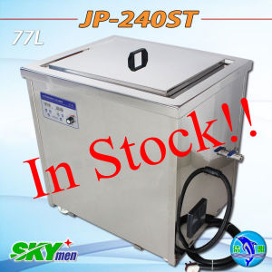 Ultrasonic Cleaner Soak Tank Heated Stainless Steel DIP Tank Oven Cleaning DIP Tank Jp-240st pictures & photos