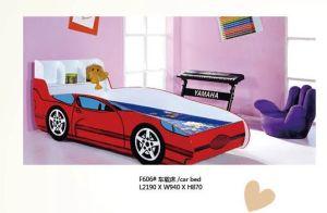 Girl Car Bed (F606)