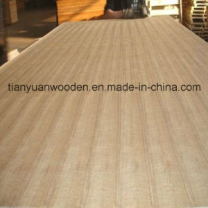4′x8′ Pencil Cedar Face Plywood, Teak Poplar Plywood pictures & photos