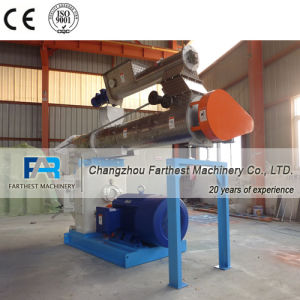 Rice Bran Pellet Mill for Making Horse Feed pictures & photos