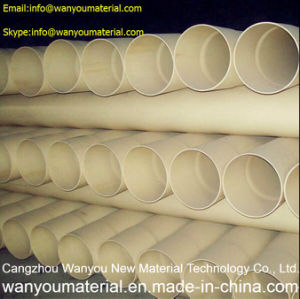 PVC Pipe and Tube/PVC Corrugated Pipe/PVC Irrigation Pipe pictures & photos