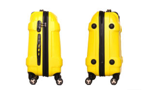 2016 New Product Factory Wholesale Fashion Designer Travel ABS Luggage Sets pictures & photos
