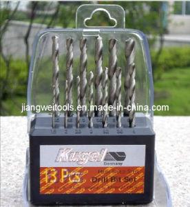 13PCS Twist Drill Set