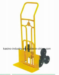 High Quality Stair Climbing Hand Truck with Lower Price (HT1610) pictures & photos