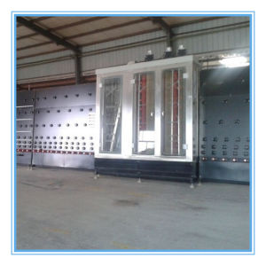 Vertical Automatic Flat Press Insulating Glass Production Line pictures & photos
