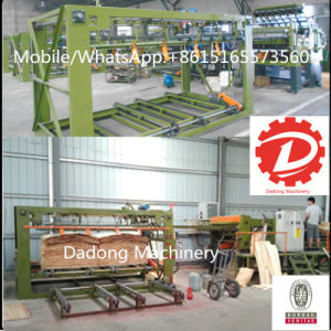 Automatic Veneer Composing Machine Plywood Core Veneer Jointing Machine pictures & photos