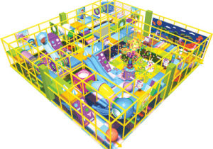 Colorful and New Design Indoor Playground Ty-09401 pictures & photos