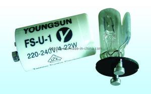 Fluorscent Lamp Srarter Fs-U-1 (VDE) pictures & photos