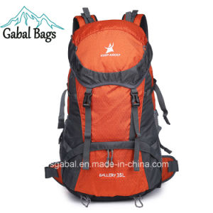 35L Nylon Outdoor Hiking Backpacks Travel Sport School Mountain Bags pictures & photos