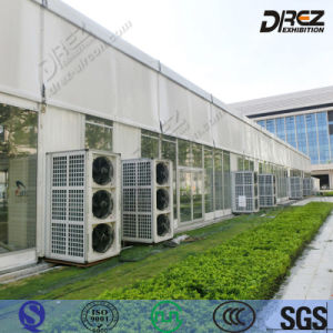 Air-Cooled Packaged Air Handling Unit for Outdoor Trade Show (30HP)