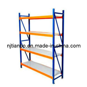 Adjustable Long-Span Shelving with CE Certificate
