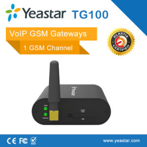 One GSM Ports VoIP GSM Gateway (NeoGate TG100) pictures & photos
