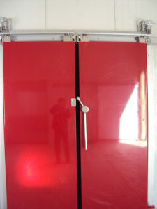 Colorful Freezer Door 100mm with CE pictures & photos