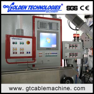 High Speed Automotive Wire Cable Extrusion Equipment Line pictures & photos