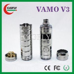 Newest Design Model Digital Variable 3-6V Voltage Battery 3-6V E Cig Vamo