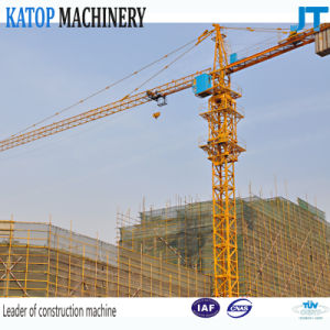 5008A 5t Load Qtz50 Series Small Tower Crane for Export pictures & photos