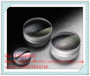 27mm F/L X 22.5mm Diameter UV Fused Silica Bi-Convex Lens pictures & photos