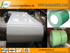 Cheap Chinese PPGI Steel Coil Building Materials pictures & photos