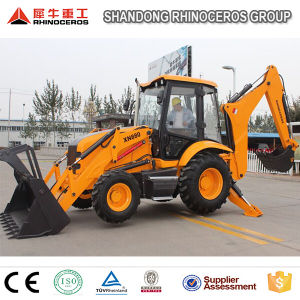 Xn880 8t Loader Compect Backhoe Loader for Sale pictures & photos