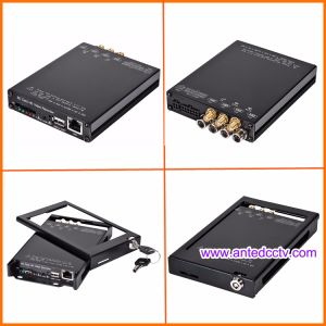 3G 4G 4 Channel 1080P WiFi Mobile DVR with GPS Tracking pictures & photos