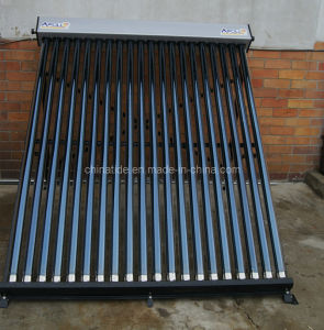 High Pressure Heat Pipe Solar Heater