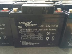 12V40ah UPS Battery pictures & photos