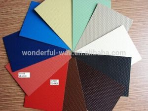 PVDF Ral 9006 Silver Grey White Color Aluminum Composite Panel pictures & photos