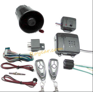 Car Burglar Alarm System, 1 Way