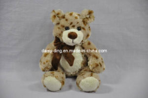 Plush Classical Teddy Bear with Printed Material pictures & photos