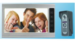 9inch Video Door Phone with Touch Buttom (KL901C+03C)