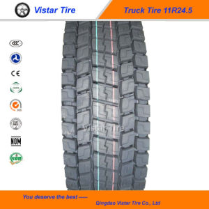 11r22.5 Heavy Duty Truck Tire and Bus Tire (11R22.5, 12R22.5, 11R24.5) pictures & photos