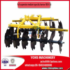 Farm Machine Disc Harrow with 18HP Sjh Tractor pictures & photos