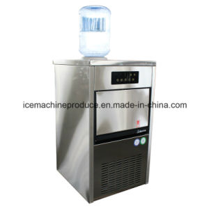 40kgs Self-Feed Cube Ice Machine for Commercial Use pictures & photos