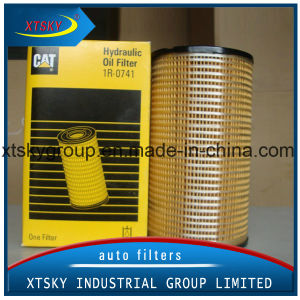 Oil/Fuel Filter with Brand (Fleetguard, Cat, Perkins, Jcb) pictures & photos
