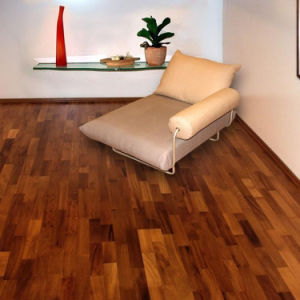 Waterproof Anti Static Solid Hardwood Flooring pictures & photos