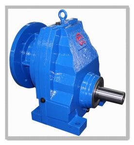 Rx Series Helical Single-Stage Gearbox