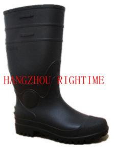 Men′s PVC Rain Boot (RT-43) pictures & photos