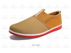 Men′s Injection Shoes (MY-L320)
